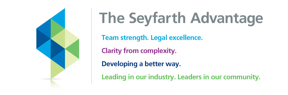 The Seyfarth Advantage